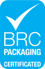 BRC Packaging Certified, Grade A High Hygiene.