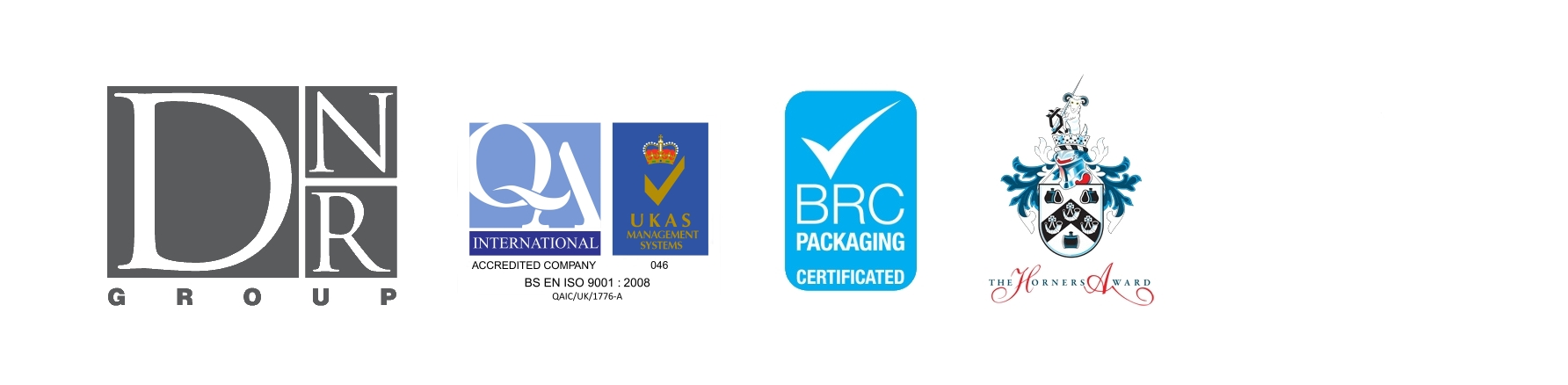 A member of the DNR Group of companies.  ISO 9001:2008 certified.  BRC Packaging certified.  A winner of The Horners Award.